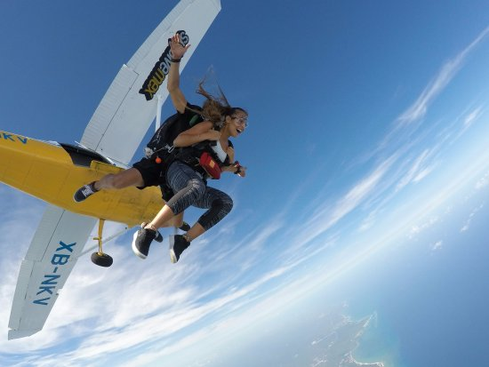 SkydiveMex Playa