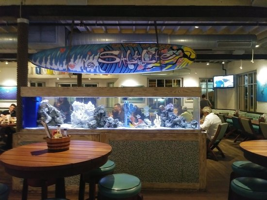 Salt Life Restaurant Jacksonville Beach Fl