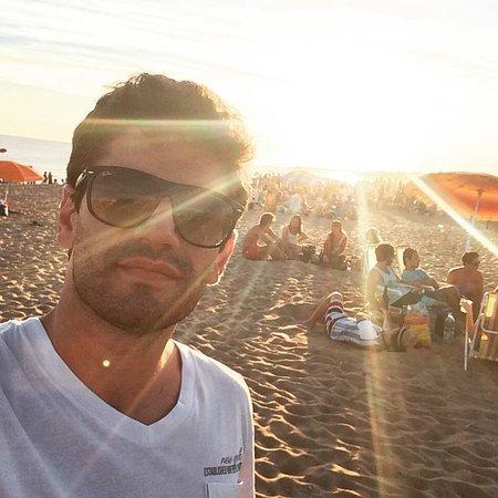 Manantiales, Ουρουγουάη: Bikini Beach.