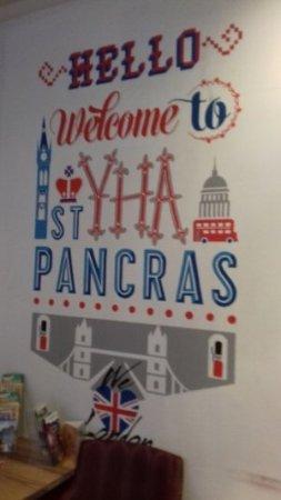YHA London St Pancras Resmi