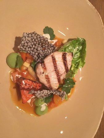 Shane's Restaurant: Schwertfisch