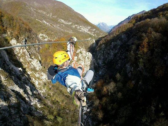 Bovec, Slovenia: Soca Rafting