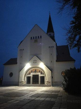 Мурска-Собота, Словения: Stolna cerkev Sv. Nikolaja