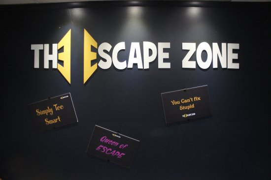 ‪The Escape Zone‬