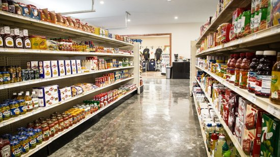 Grayling, MI: Our Market has a wide variety of fresh, packaged and frozen foods as well as snacks and drinks