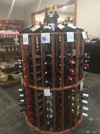 Grayling, MI: Our Market offers a wide selection of  premium wines.
