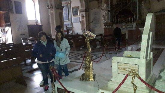 Basilica of Our Lady of the Sacred Mountain: santuario della Madonna Nera