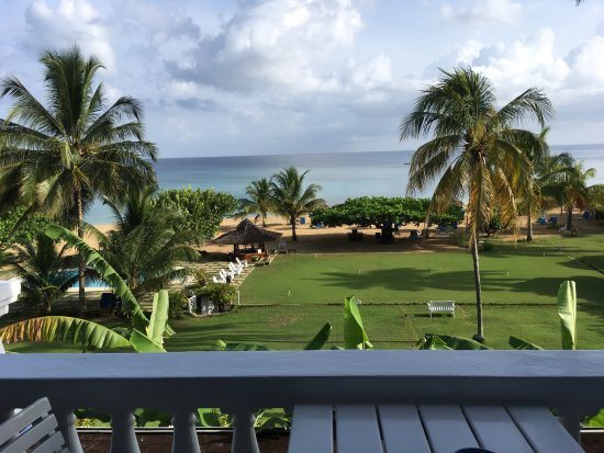 Jamaica Inn: Woke up to this view every morning