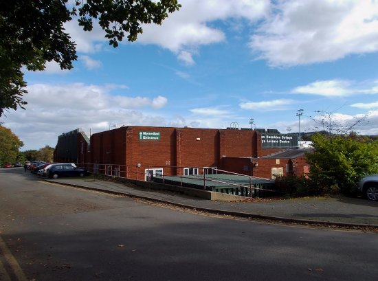 Colwyn Leisure Centre