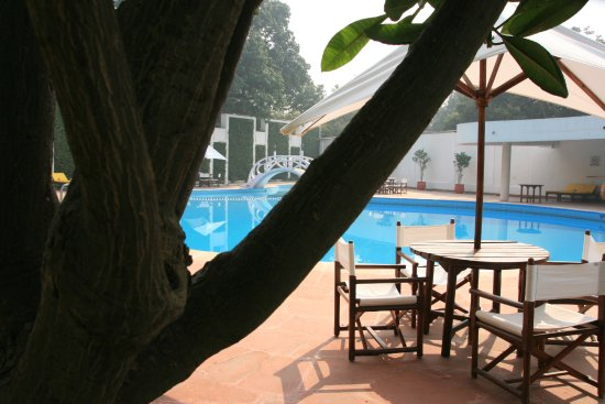 Maidens Hotel: The pool