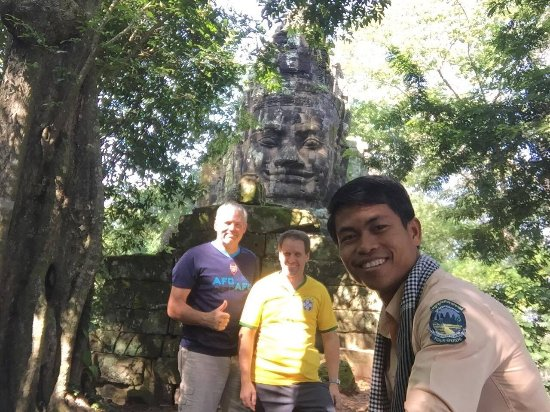 Travel Ads Angkor Tours