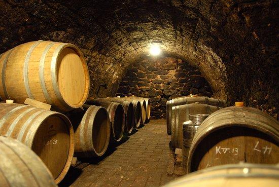 Tarcal, Węgry: Cellar 3