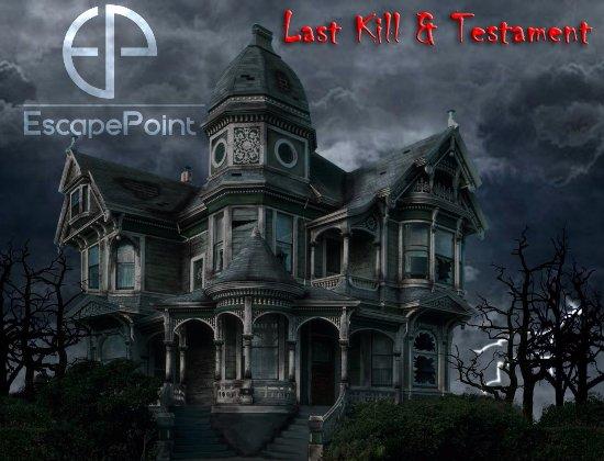 Murfreesboro, TN: Now open through November - Last Kill and Testament