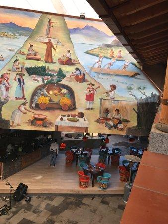 Tzintzuntzan, Mexico: Las Yacatas