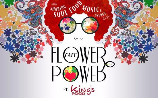 Great vibes!! - Reviews, Photos - Flower Power Cafe - TripAdvisor