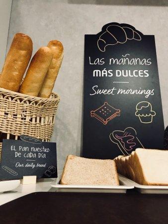 Ibis Budget Madrid Alcala de Henares: Nuevo desayuno octubre 2017