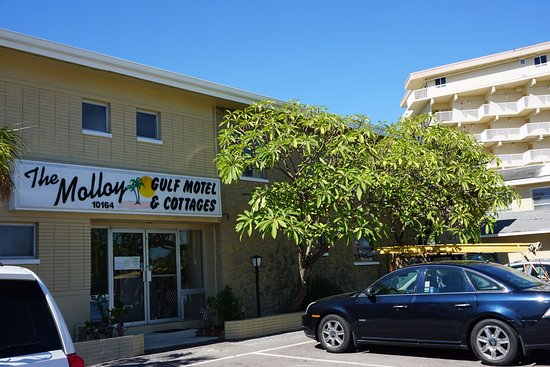 The Molloy Gulf Front Motel and Cottages-billede