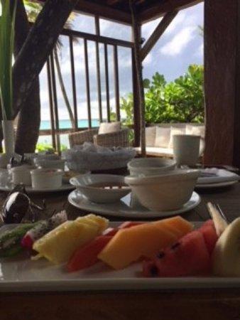 Hotel Jashita: beautiful view from restaurant