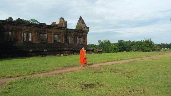 Vat Phou complex Temple - World Heritage: Vat Phou