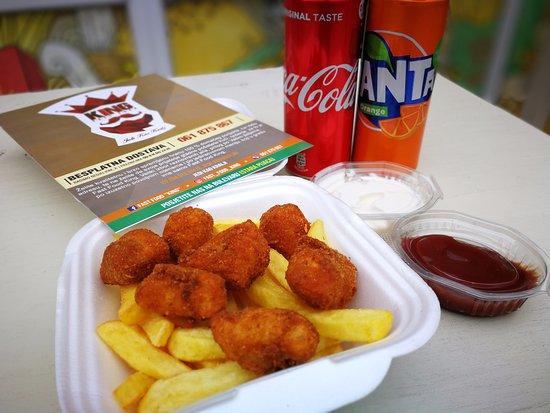 Chicken Nuggets Wwwfastfood Kingcom Bild Von Fast Food King