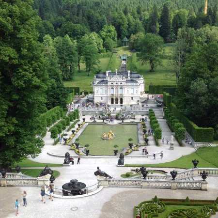 Linderhof, Germany: Замок Линдерхоф