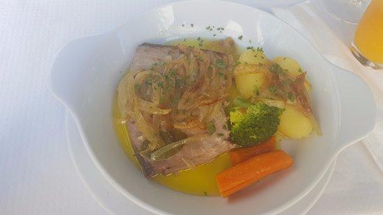 Restaurante O Lourenço: Atum