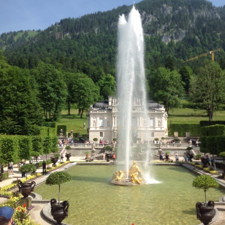 Linderhof, Germany: Линдерхоф