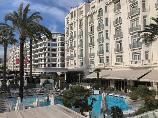 La Palme d'Or: Hôtel Grand Hyatt Martinez