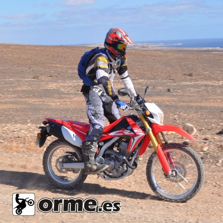 Orme Off Road Motorcycle Experience