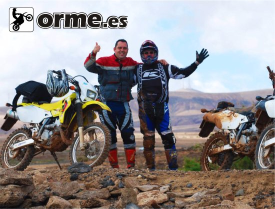 ‪Orme Off Road Motorcycle Experience‬