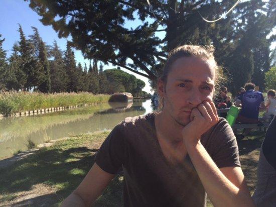 Salleles-d'Aude, France: En famille 31/10/2017