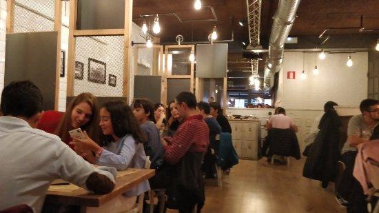 Img 20171101 155001 billede af la pepita for La pepita burger salamanca