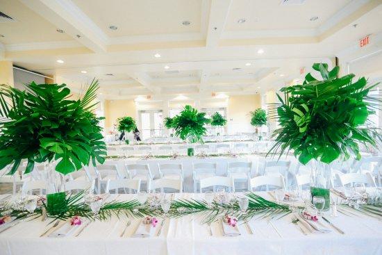 Avila Beach, CA: Port San Luis Room Wedding Reception