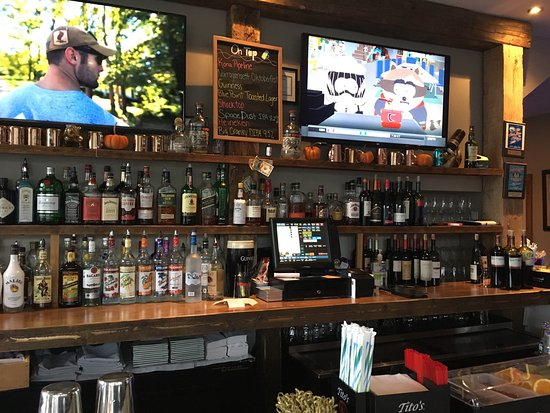 Stratford, CT: The bar