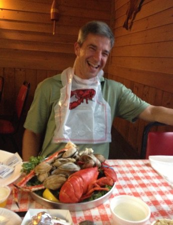 Newick's Lobster House: Food Drunk