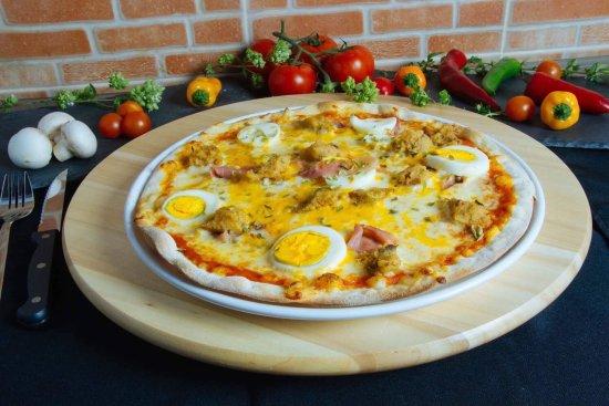 GALERA Restaurante Pizzaria : Pizza Entroncamento