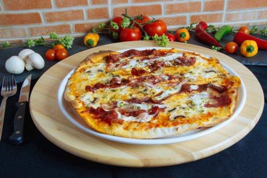 GALERA Restaurante Pizzaria : Pizza Almeirim