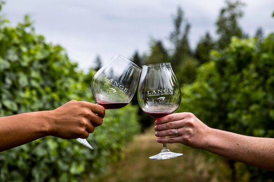 Dundee, OR: Choose your own wine tasting adventure! Our destination winery and tasting room is Open Daily!