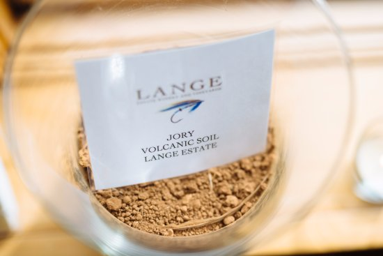 Dundee, OR: Learn about Lange Estate's terroir & discover exclusive bottlings designed to explore soil type.