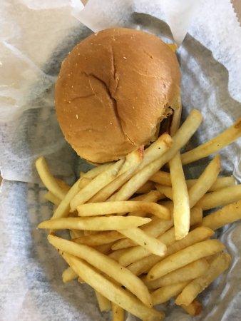 Danville, IL: burger