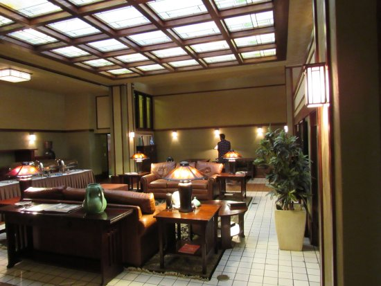 Mason City, IA: Hotel lobby