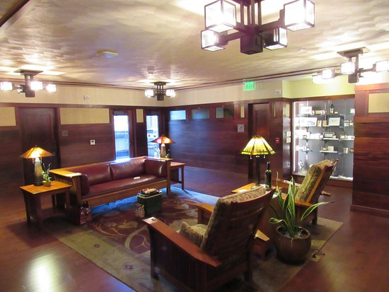 Mason City, IA: Second floor lounge