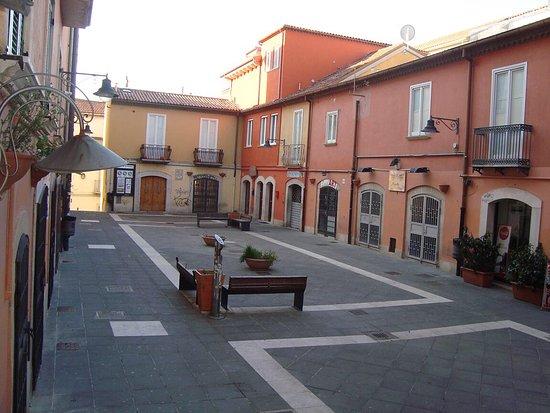 Piazza Duca della Verdura