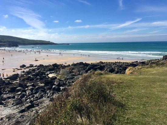 Porthmeor Beach: beach