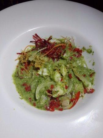 Namida: Ceviche de Bengala