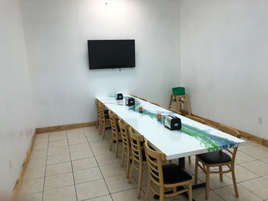 DeFuniak Springs, FL: Party/Meeting Room