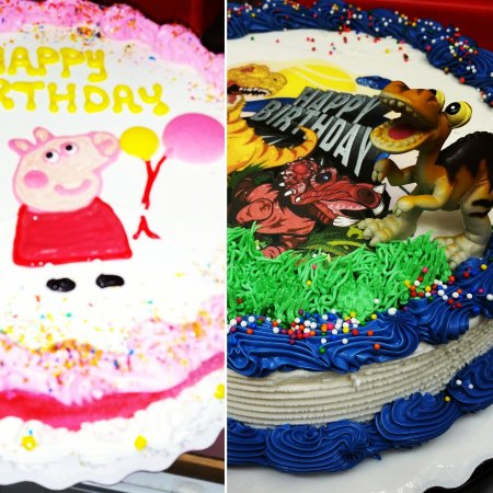 Terrific We Love The Labels We Created For Our Awesome Dq Cakes To Funny Birthday Cards Online Alyptdamsfinfo