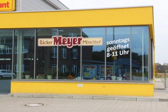 Osterholz-Scharmbeck, Niemcy: OHZ - Bäckerei Meyer 1