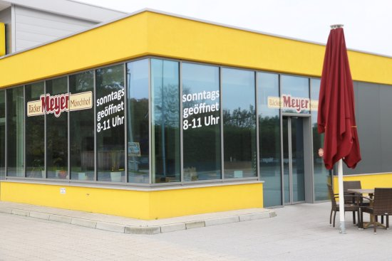Osterholz-Scharmbeck, Niemcy: OHZ - Bäckerei Meyer 2