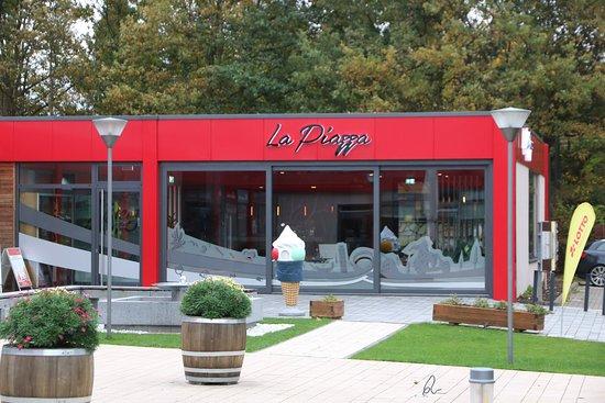 Ritterhude, ألمانيا: Ritterhude - La Piazza 1